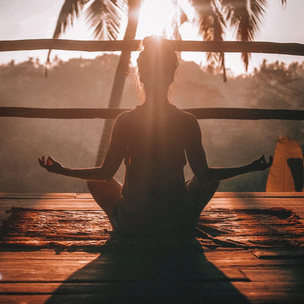 Behandlung Migräne Entspannung