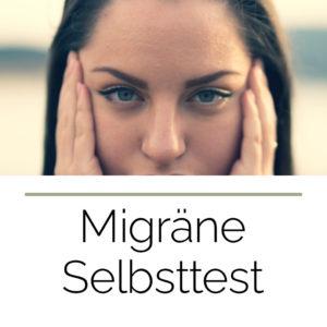 Migräne Selbsttest